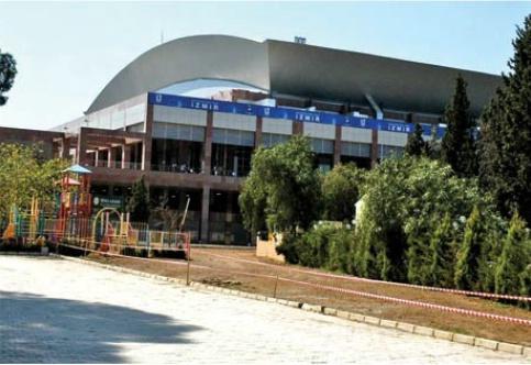 伊佩卡兹体育馆