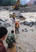 组图:贡山山洪泥石流灾害死亡人数增至32人