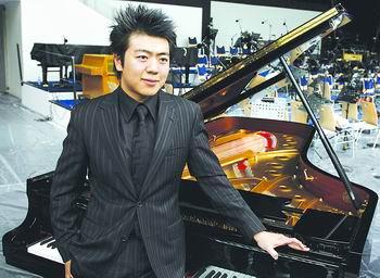 钢琴大师郎朗图片