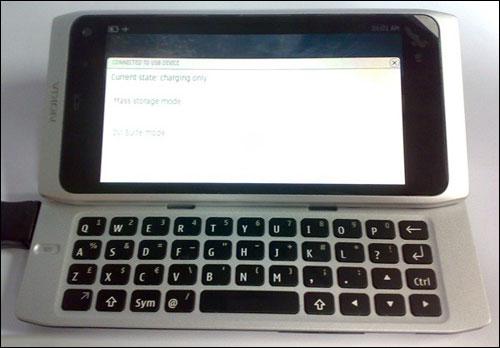 诺基亚N9遭曝光