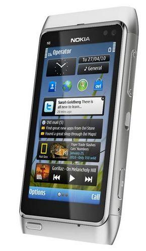 诺基亚N8手机国内或比英国更早上市