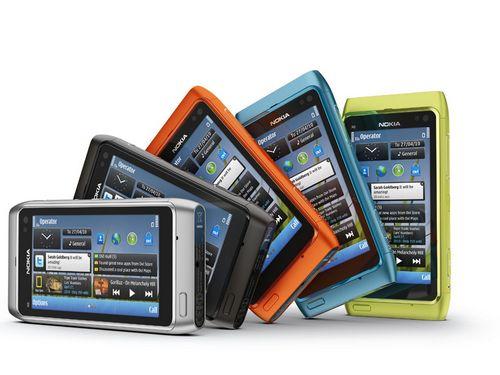 诺基亚N8手机有可能推迟到10月上市