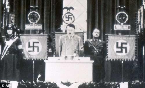 标志 纳粹/希特勒和纳粹党旗