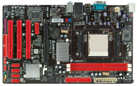 小板880G领衔:映泰连发五款AMD主板