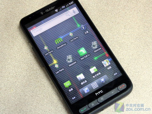 WM/Android��ʱ�� HTC HD2˫ϵͳȫ����