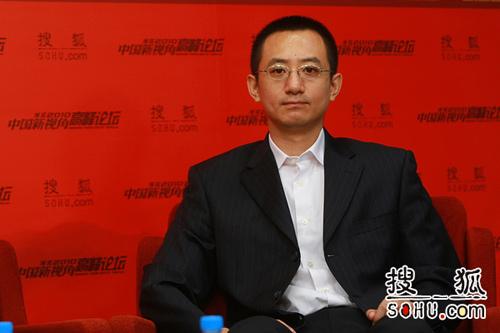 时代久合律师事务所合伙人周威(搜狐-王玉玺/摄)