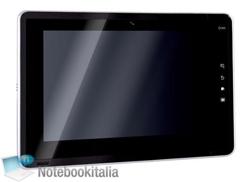 死磕苹果iPad 东芝Android平板图片曝