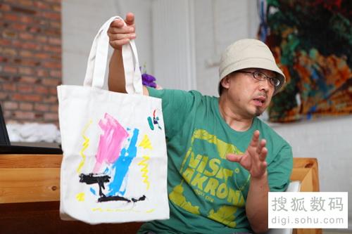 著名当代艺术家周小东先生