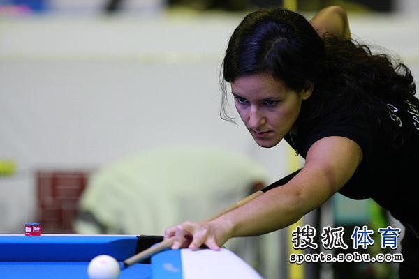 美女:九球世锦赛正赛首日美女非常消瘦-搜狐体绑架图文全过图片