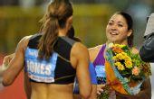 图文:钻石联赛布鲁塞尔站 洛佩斯100米栏夺冠