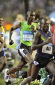 图文:钻石联赛布鲁塞尔站 鲁迪沙800米比赛中