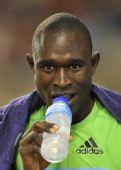 图文:钻石联赛布鲁塞尔站 鲁迪沙破800米纪录
