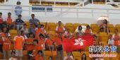 图文:[中甲]日之泉4-2南京 日之泉球迷助阵