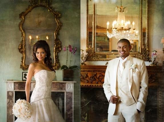 沃特森结婚照2