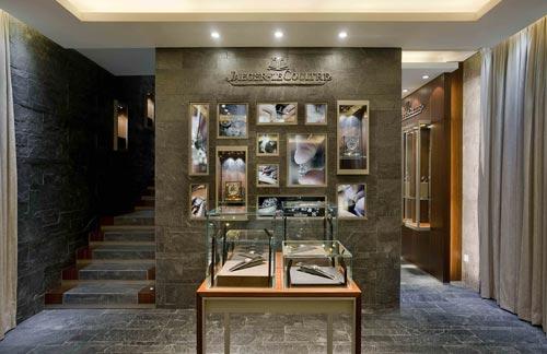 上海旗舰店-主题墙