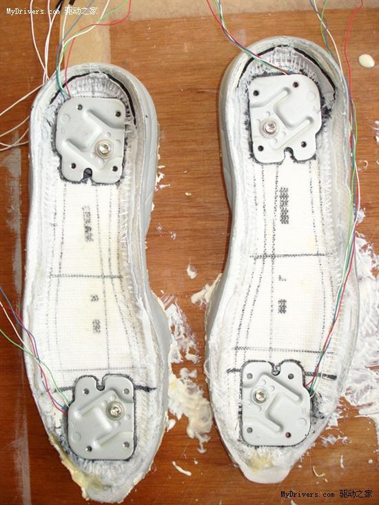 耐克鞋+Wii 最佳跳舞游戏控制器