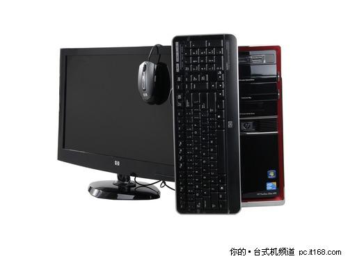惠普黑幻HPE 355cn游戏PC