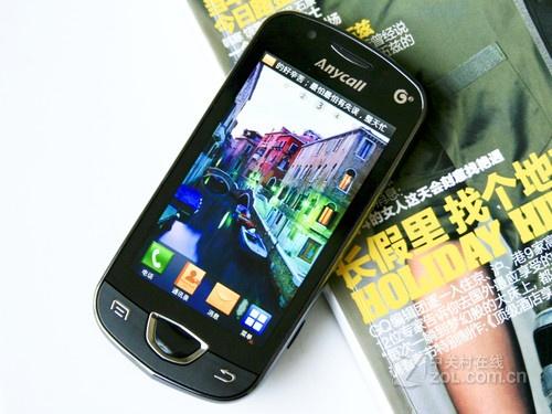 高配3G智能 首款OMS2.0三星I7680开卖