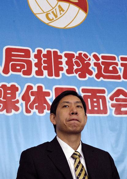 2010年03月25日 新帅王宝泉上任