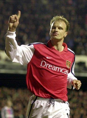 博格坎普(阿森纳,1995-2006赛季)   对于