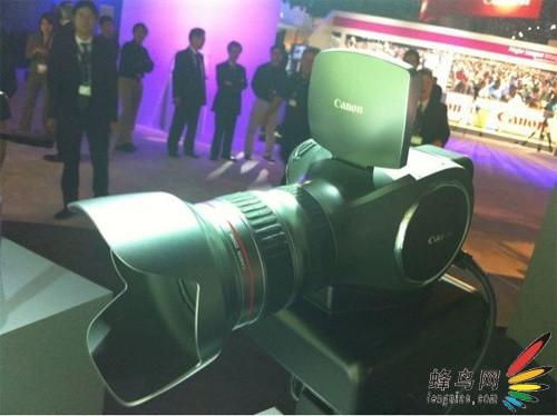 佳能EXPO 2010展会透露概念数码相机