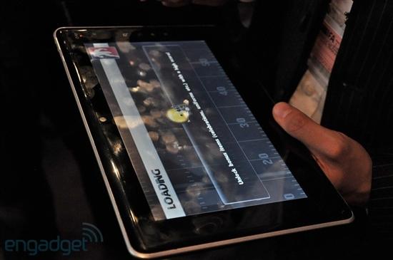 东芝正式发布Tegra 2平台Android平板机