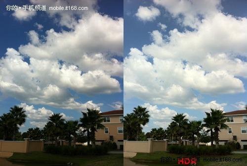 更多HDR拍照样张对比
