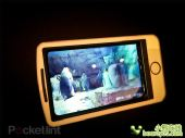 IFA 2010:夏普裸眼3D手机配3D摄像头