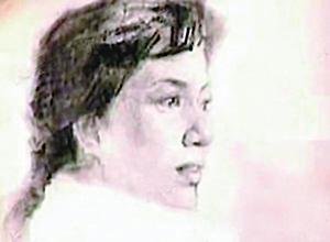 冯小刚导演年轻时的美术作品