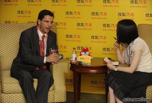 标致雪铁龙集团副总裁兼亚洲区总裁 格雷古瓦 奥利维埃