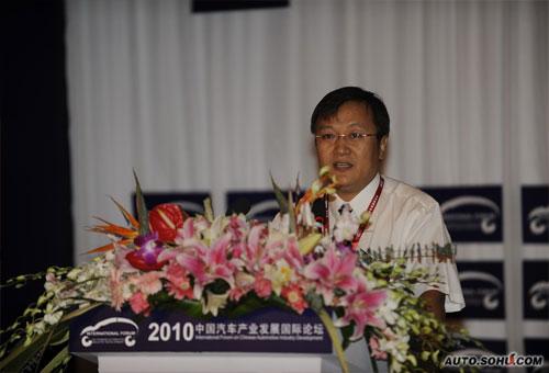 环保部科技标准司副司长刘志全