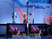松下在IFA展会现场亮相3D广播系统