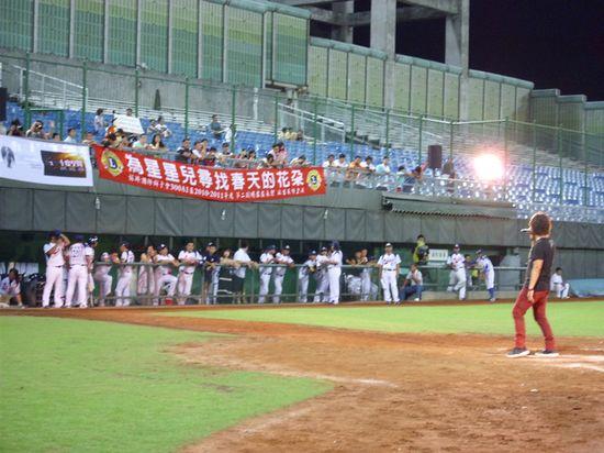 演唱《我相信》激励士气-杨培安成公益明星 化身棒球王子献爱心