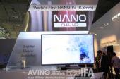 LG电子全球首款纳米技术LED电视