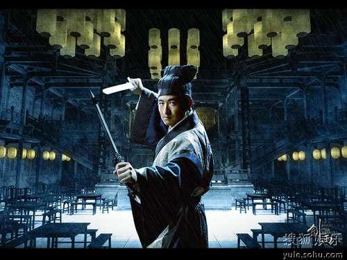 郭晓冬成《剑雨》秘密武器