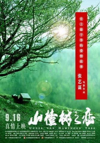 《山楂树之恋》昨上海试片 让你泪在眼中转