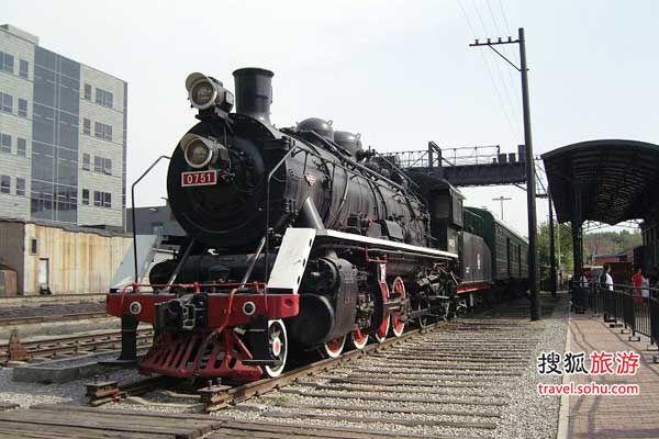 798里面的火车头