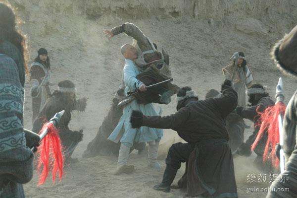 图:《少林寺传奇之大漠英豪》精彩剧照 - 06图片