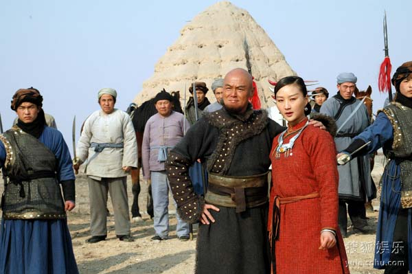 图:《少林寺传奇之大漠英豪》精彩剧照 - 108图片