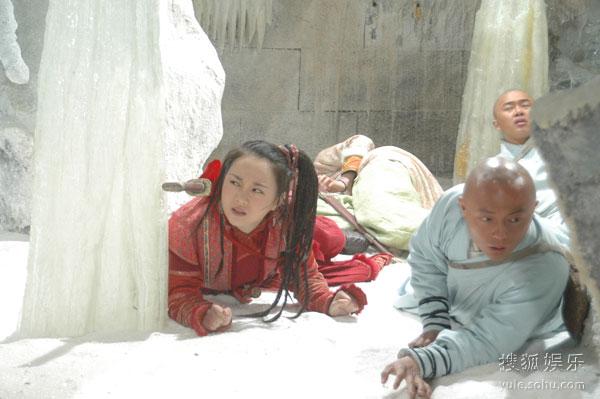 图:《少林寺传奇之大漠英豪》精彩剧照 - 09图片