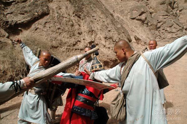 图:《少林寺传奇之大漠英豪》精彩剧照 - 102图片