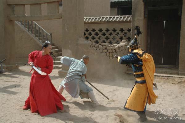 图:《少林寺传奇之大漠英豪》精彩剧照 - 63图片