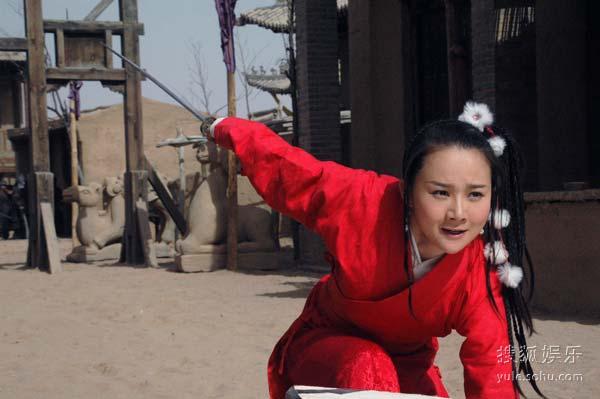 图:《少林寺传奇之大漠英豪》精彩剧照 - 69图片