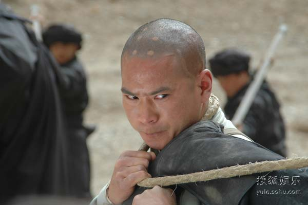 图:《少林寺传奇之大漠英豪》精彩剧照 - 85图片