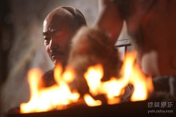 图:《少林寺传奇之大漠英豪》精彩剧照 - 160图片