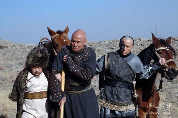 图:《少林寺传奇之大漠英豪》精彩剧照 - 97图片
