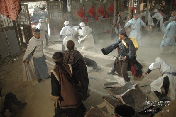 图:《少林寺传奇之大漠英豪》精彩剧照 - 24图片