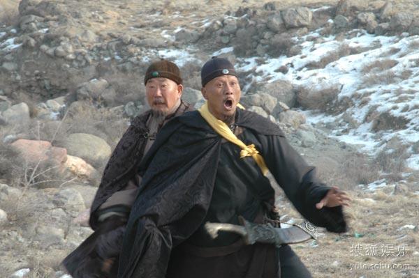 图:《少林寺传奇之大漠英豪》精彩剧照 - 30图片
