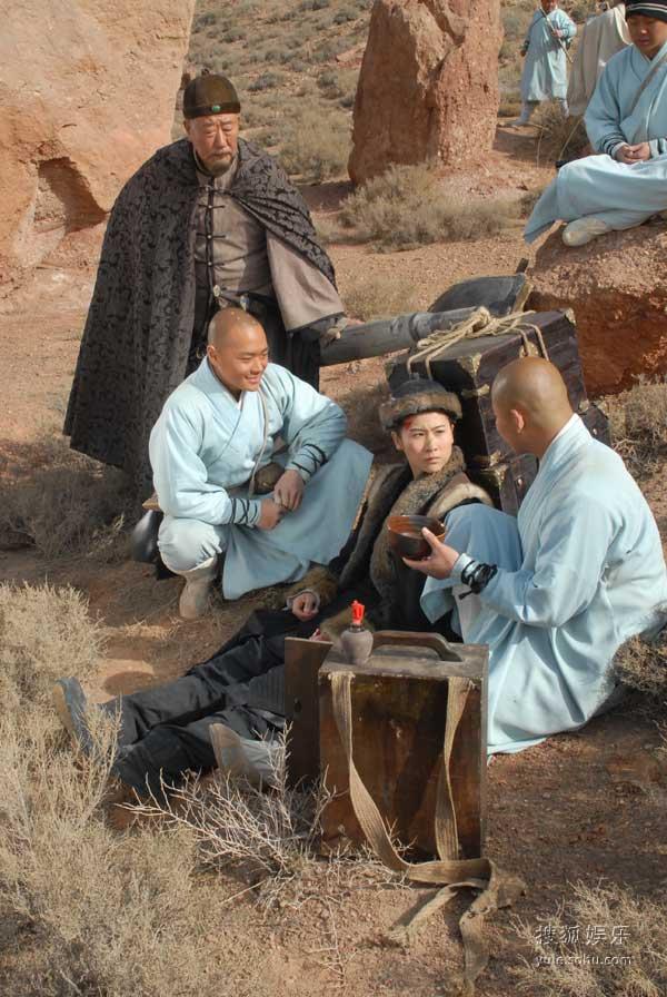 图:《少林寺传奇之大漠英豪》精彩剧照 - 60图片