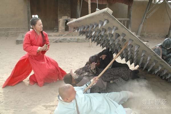 图:《少林寺传奇之大漠英豪》精彩剧照 - 80图片